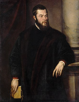 Benedetto Varchi - Benedetto Varchi, by Titian