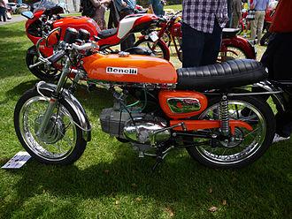 Benelli (motorcycles) - Benelli 250 Sport Special MKIII 1971