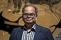 Bengali author Sankar speaks at the UN - 6105164546.jpg