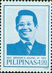 Benigno Aquino Jr 1987 stamp of the Philippines.jpg