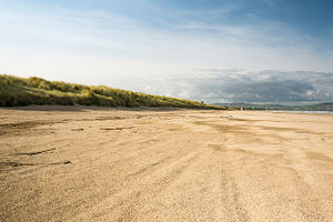 County Londonderry - Benone Strand, Northern Ireland