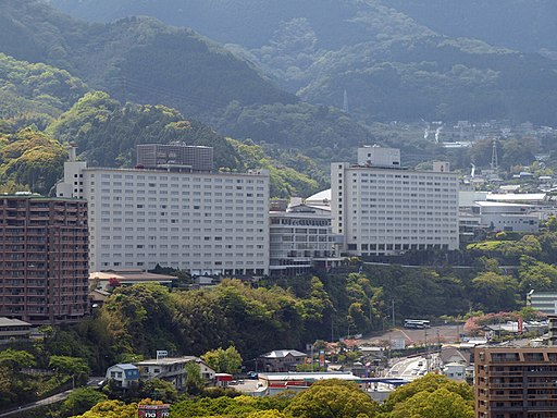 Beppu suginoi hotel