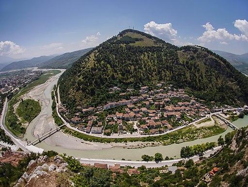 Berat UNESCO 2016 Albania