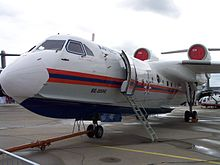 beriev be-200, air tanker,  water bomber,  jet amphibian, scooper, altair