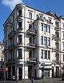 Berlin, Kreuzberg, Mehringdamm 73, Mietshaus.jpg