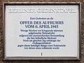 Berliner Gedenktafel Fürstenwalder Allee 27 (RahndWil) Brotaufruhr.jpg