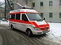 Berlinerrettungsdienstteam , Einsatzwagen 10 im Winter - panoramio.jpg