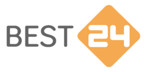 NPO Best - Best 24 logo used from 2009 until 2014.