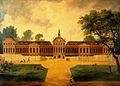 Bethlem Hospital. Oil painting. Wellcome V0017220.jpg