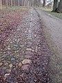 Bevaret brolægning fra Strandvejen i Egebæksvang.jpg