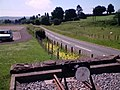 Beyond the buffers at Brecon Mountain Railway - geograph.org.uk - 1464244.jpg