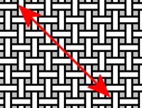 c4c45db1ee2c Grain (textile) - Wikipedia