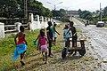 Bicyclette en bois à la roça Agostinho Neto (São Tomé) (1).jpg