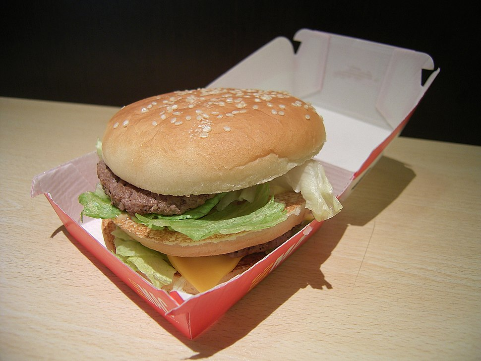 Big Mac hamburger - Japan (3)