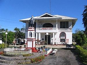 Bilar, Bohol - Image: Bilar Municipal building