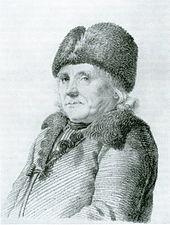 Caspar David Friedrich: Adolph Gottlieb Friedrich, um 1798 (Quelle: Wikimedia)
