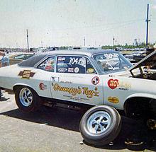 North Race Cars Bracket