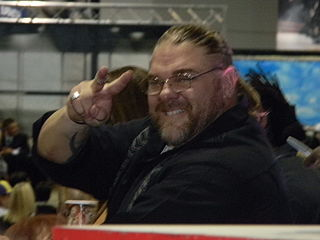 Bill DeMott American professional wrestler