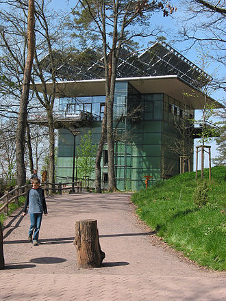 Palatinate Forest-North Vosges Biosphere Reserve - Image: Biosphärenhaus