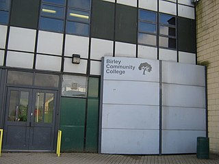 The Birley Academy Academy in Sheffield, South Yorkshire, England