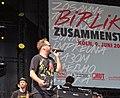 Birlikte - Kundgebung - 1630 - Die Fantastischen Vier-0802.jpg