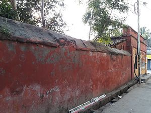 Kanailal Dutta - Image: Birth place of Kanailal