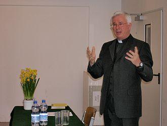 Roman Catholic Archdiocese of Salzburg - Archbishop Franz Lackner OFM