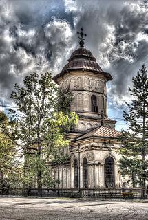 Mânăstirea,  Călăraşi, Romania