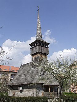 Wooden Church in Letca