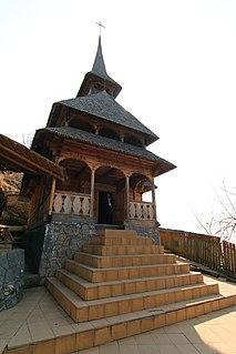 Cetățeni Commune in Argeș, Romania