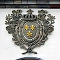 Bitsch, Kapelle der Zitadelle, Wappen, 2.jpeg