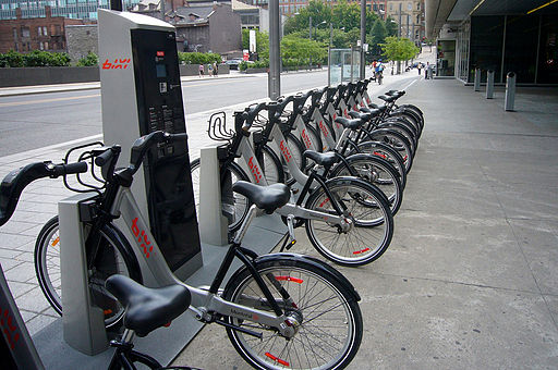Bixi St-Laurent