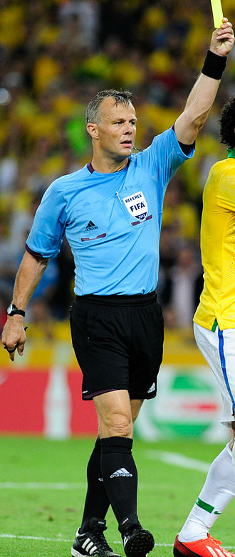 2014 UEFA Champions League Final - UEFA announced Björn Kuipers as the referee for the final on 7 May.