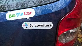 illustration de BlaBlaCar