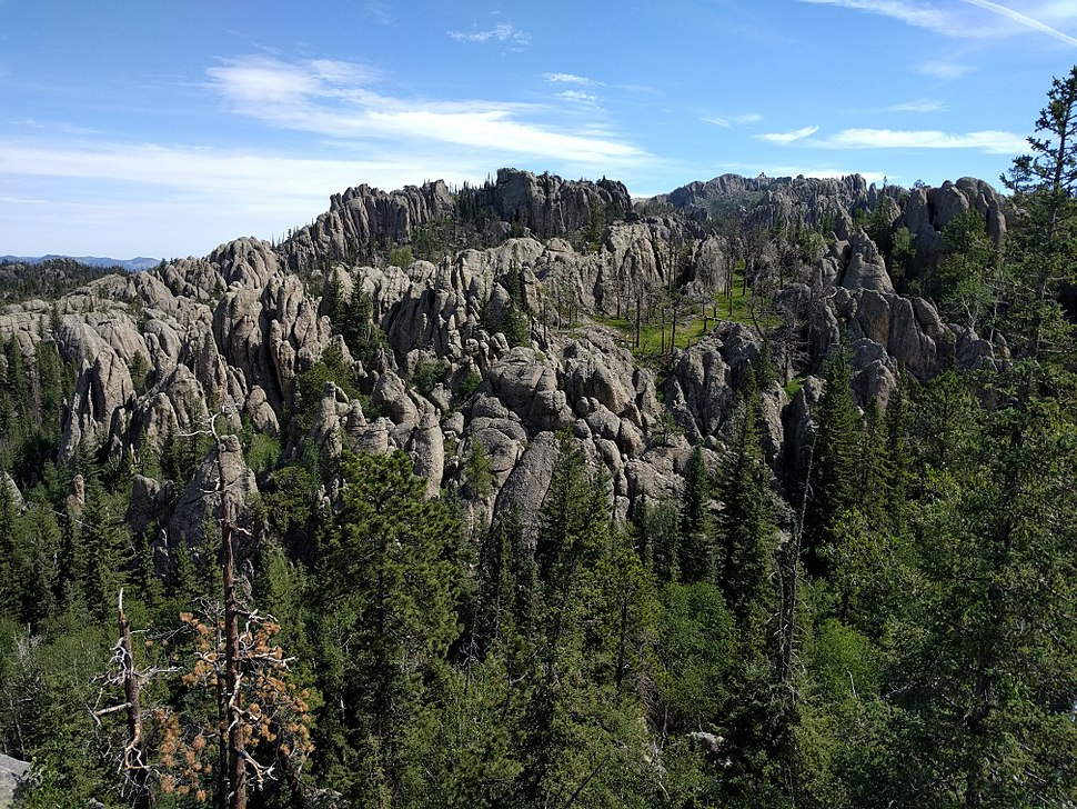 Black Elk Peak hike 03