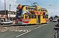 "Blackpool tram 719 in ""Walls Ice-cream"" livery - geograph.org.uk - 1059229.jpg"