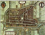 Blaeu 1652 - Delft