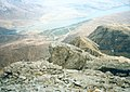 Blaven - looking down to Loch Slapin - geograph.org.uk - 296633.jpg