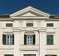 Bleiburg Postgasse 13 Mory-Haus Risalit und Ziergiebel 21092015 7721.jpg