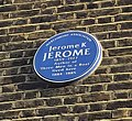 Blue Plaque Jerome K Jerome.jpg