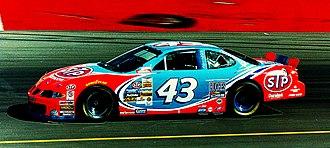 Petty Enterprises - The No. 43 driven by Bobby Hamilton at Phoenix International Raceway