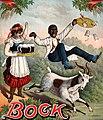Bock, stock beer advertising poster, 1889 (cropped).jpg