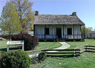 East Carondelet, Illinois - Martin-Boismenue House