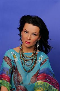 Olga Bolbukh Russian actress