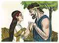 Book of Genesis Chapter 29-10 (Bible Illustrations by Sweet Media).jpg