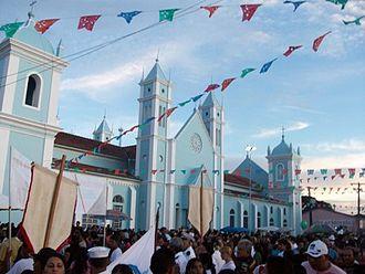 Borba, Amazonas - Image: Borba Amazonas Igreja