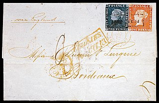 Postage stamps and postal history of Mauritius