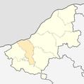Borovo municipalitet Ruse Oblast.png