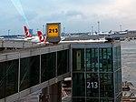 Bosphorus European Airlines Flughafen Istanbul Atatürk Nov 2018 c.jpg