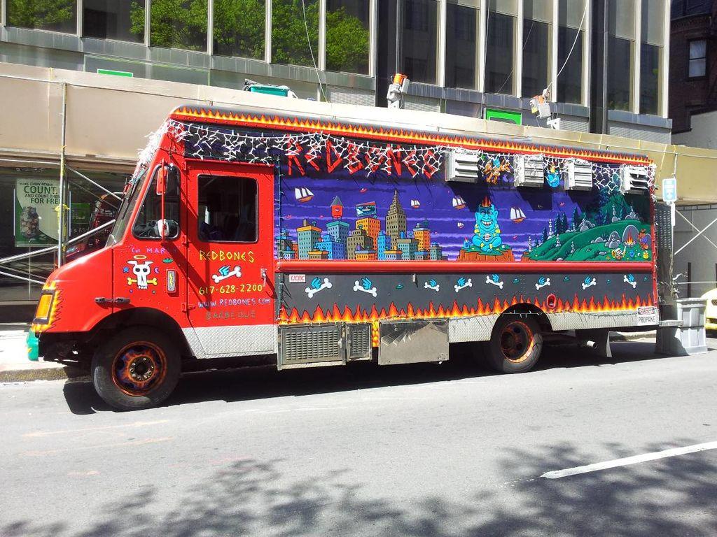 Food Trucks Bay Area Today
